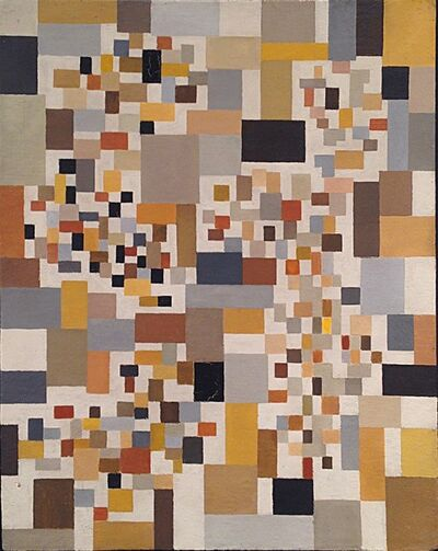 Alice Trumbull Mason, 'The Beehive', 1950