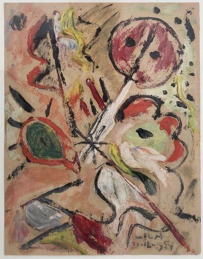 Esteban Lisa, 'Obra nro. 1614', 1954