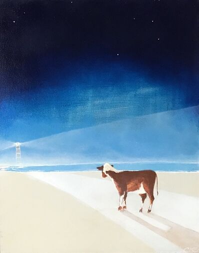 Carlos Alberto Scaramella, 'The Lighthouse Cow', 2014