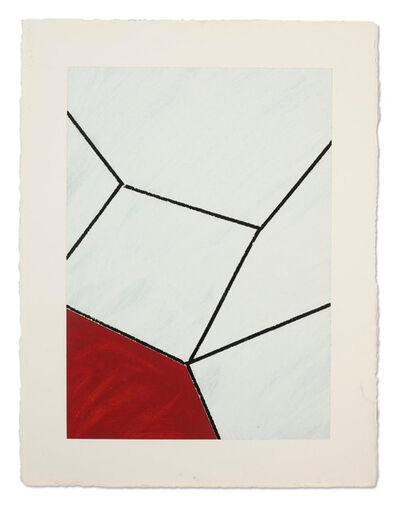 Mary Heilmann, 'Red Corner', 1995