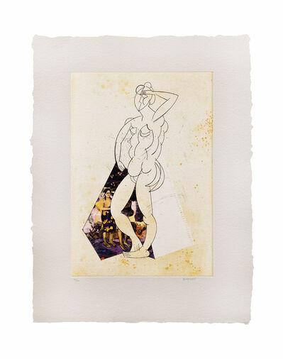 Manolo Valdés, 'Cubismo como pretextoII', 2003