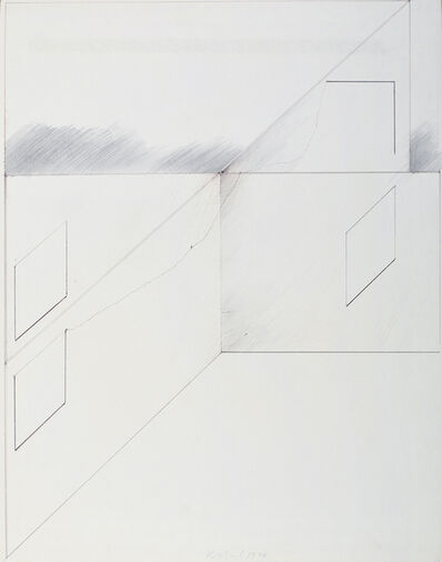 """Stanislav Kolibal, 'From the series """"Illusion and Fiction""""', 1977"""