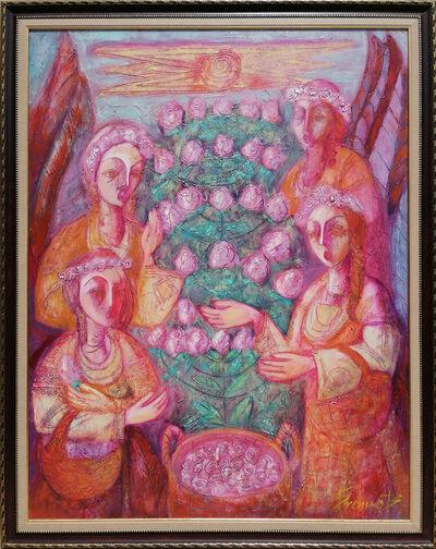 Borislav Rusinov, 'Celebration of the Bulgarian Rose', 2016