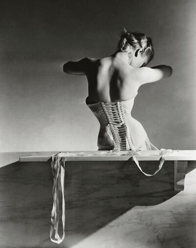 Horst P. Horst, 'Mainbocher Corset, Paris', 1939