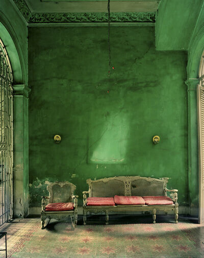 Michael Eastman, 'Green Interior', 2002