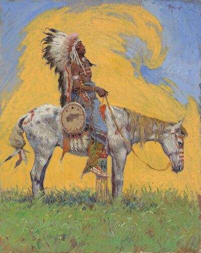 Ernest Chiriacka, 'Sun Salutation', 1968-1978