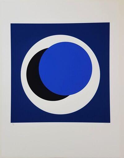 Geneviève Claisse, 'Blue Circle (Cercle bleu)', 2015