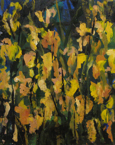 Cynthia Packard, 'Garden in Yellow', 2000's
