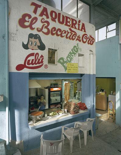 Jim Dow, 'Taquería El Beccero de Oro, Independencia, Mexico State, Mexico ', 2006
