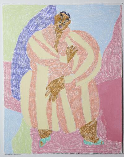 Lilian Martinez, 'Pajama Crayon Variation', 2020