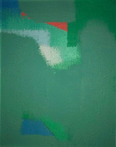Carl Holty, 'Untitled Abstraction (Green)', ca. 1960