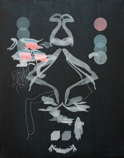 Colijn Strydom, 'Mask 2', 2019