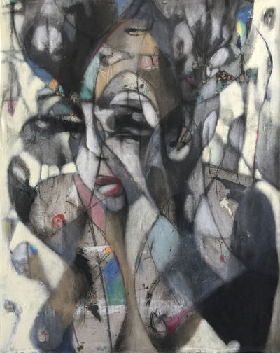 Michael Gadlin, '3hree Graces', 2017