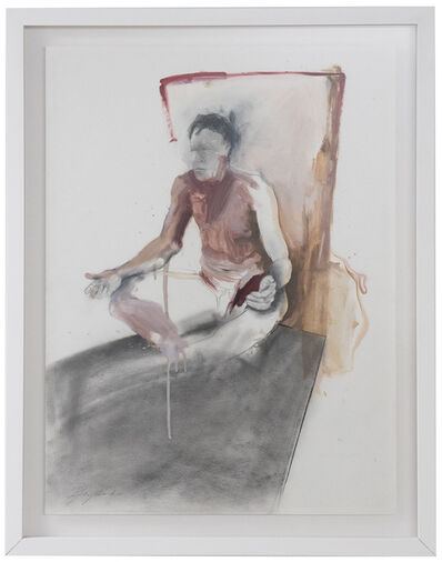 Victor Alejandro MATTERMAN, 'Untitled (Meditating)', 2013
