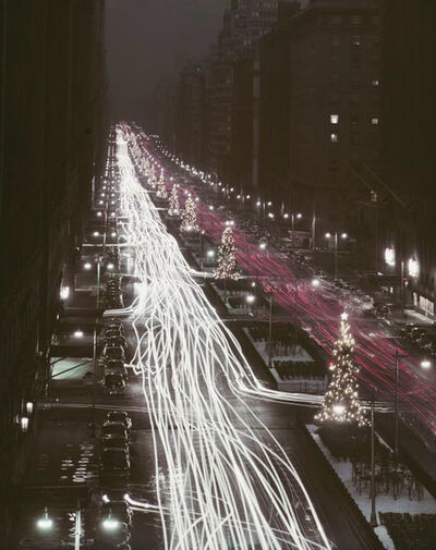 Slim Aarons, 'Christmas Traffic', 1953