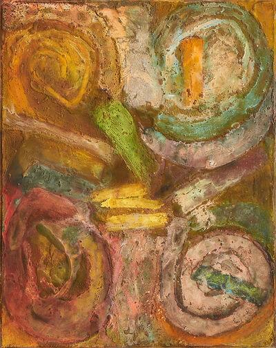 Bill Jensen, 'Vonidra #9', 1973
