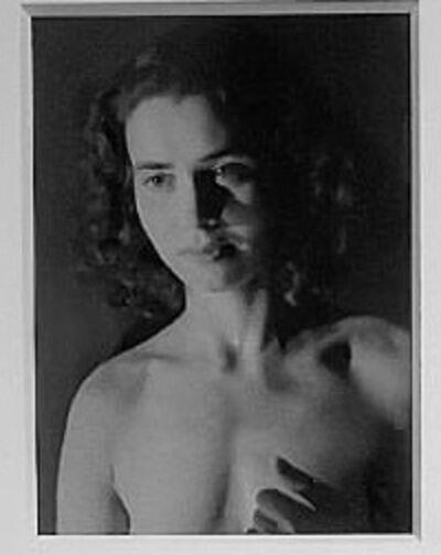 Roger Parry, 'Portrait de jeune femme', 1930