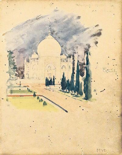 M. V. Dhurandhar, 'Architectural View', ca. 1930