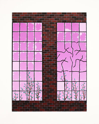 John Garrett Slaby, 'Warehouse Windows', 2014
