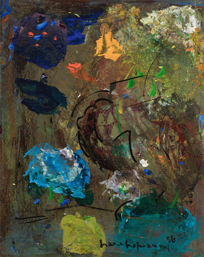 Hans Hofmann, 'On the Shore', 1956