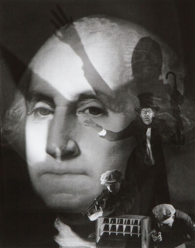 "Edward Steichen, 'Improvisation: ""George Washington""'"
