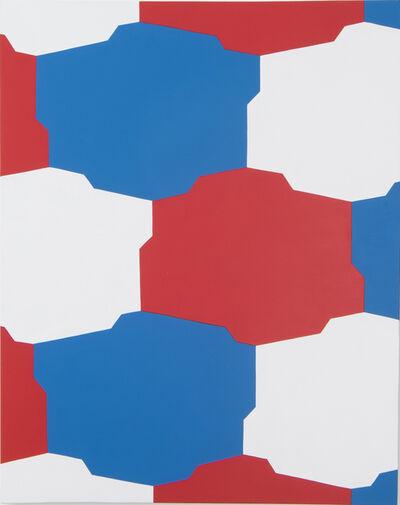 François Ristori, 'Traces-formes (No.50)', 2000