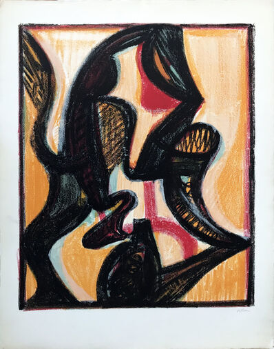 Jean-Michel Atlan, 'Orient', 1957