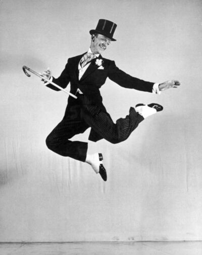 "Bob Landry, 'Fred Astaire, ""Putting on the Ritz""', 1945"