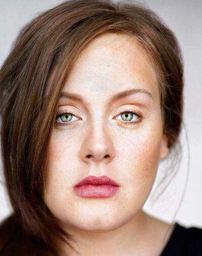 Martin Schoeller, 'Adele', 2012