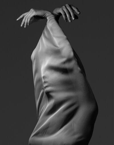 Albert Watson, 'Mayra in Fabric', 2009