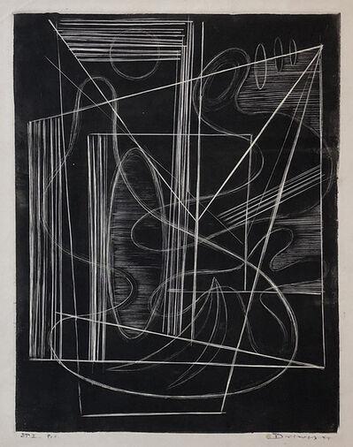 Werner Drewes, 'Longing For', 1944
