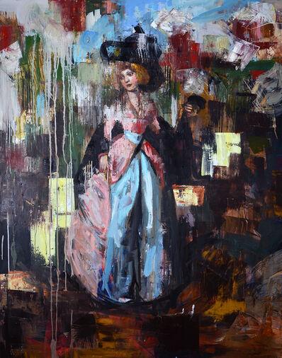 Rimi Yang, 'Big Black Hat', 2017