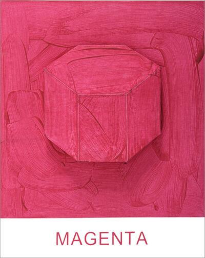 John Baldessari, 'Eight Colorful Inside Jobs: Magenta', 2017