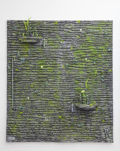 Veit Laurent Kurz, 'Grillenwand#2 (Chiraptophobia Series)', 2015