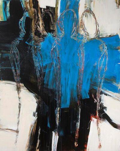 Janet McGreal, 'Deep Blues', ca. 2016