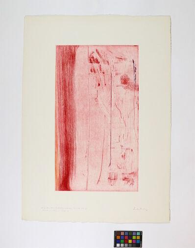 Helen Frankenthaler, 'Pompeii', 1976