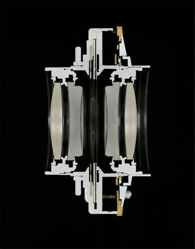 Christopher Williams, 'Untitled Focal length: 210mm Aperture: f/11 Image ratio: 1.75:1 Distance lens to focal plane: 33 cm Distance film layer to focal plane: 91 cm Bellows extension: 36.75 cm Depth of field: 2.155 mm Studio Rhein Verlag, Düsseldorf November 10, 2015', 2016