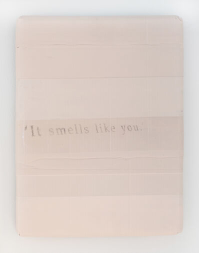 Lee Kit 李杰, ''It smells like you.' (II)', 2017