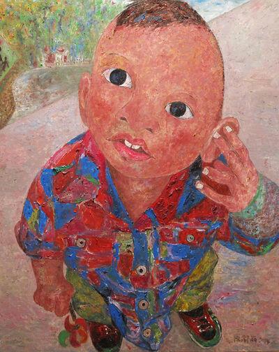 Hao Li, 'Adam: Where is my home?', 2014