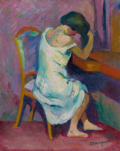 Henri Manguin, 'Jeanne à sa coiffeuse', 1904-1905