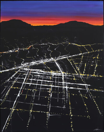 Pete Kasprzak, 'Rodeo Sunset Aerial', 2020