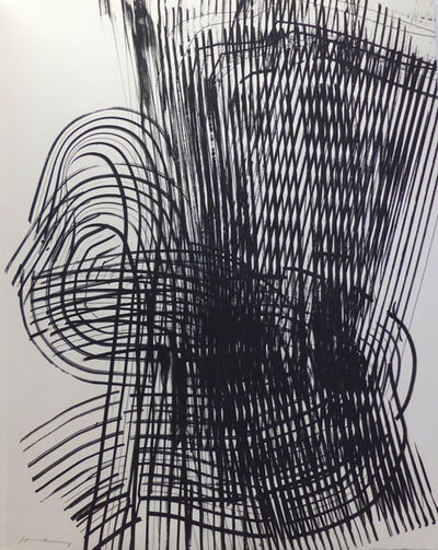 Hans Hartung, 'Untitled', 1973