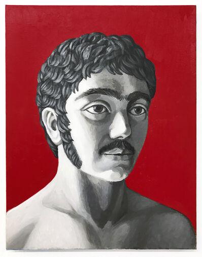Elijah Burgher, 'Elagabalus', 2020