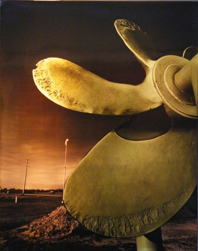 Carl Goldhagen, 'Pinwheel', 1993