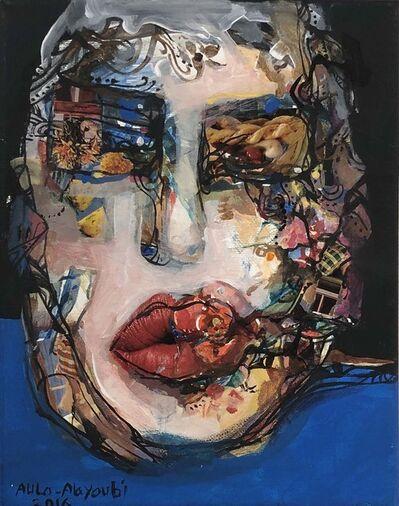Aula Alayoubi, 'Small Portrait #4', 2016
