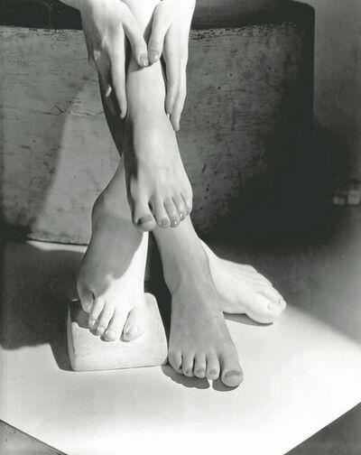 Horst P. Horst, 'Barefoot', 1941/1941c