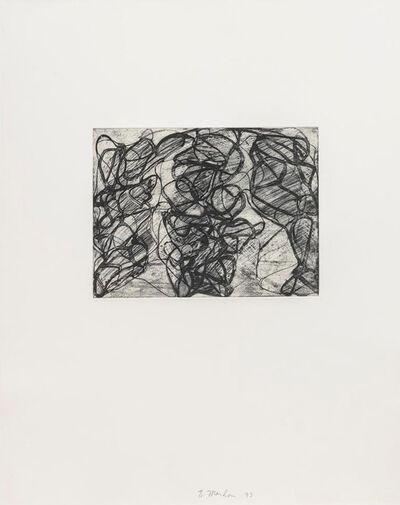 Brice Marden, 'After Botticelli I', 1993