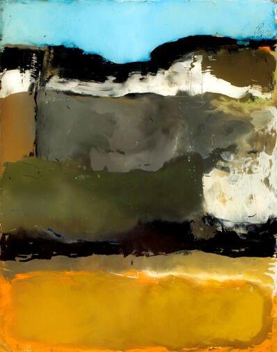 John McCaw, 'Layers', 2015