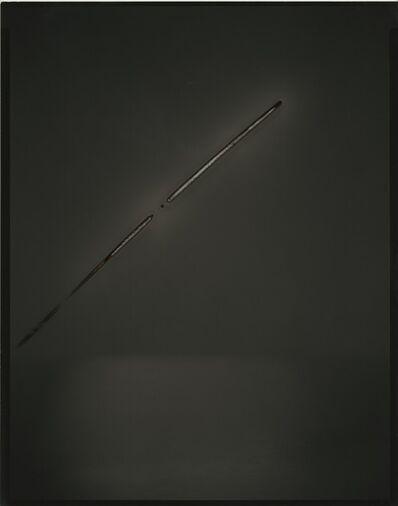 Chris McCaw, 'Sunburned GSP #533 (Pacific Ocean) ', 2012