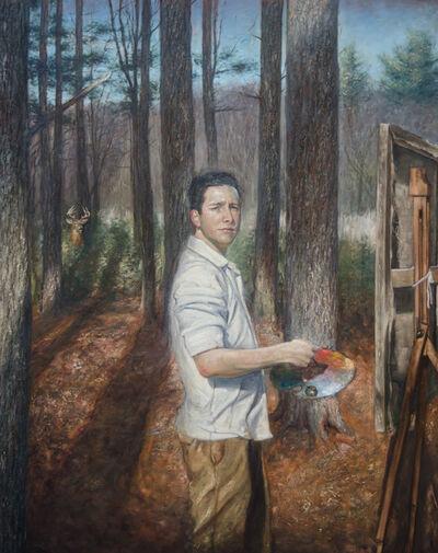 Dustin Neece, 'Painter 1', ca. 2000